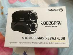 TecTecTec VPRO500s Golf Rangefinder Slope Laser Range Finder