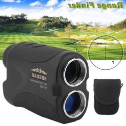 Waterproof  Golf Laser Range Finder w/Slope Compensation Ang