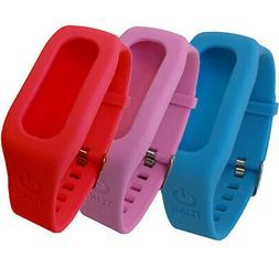 wristband gps accessories combo pack