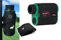 Laser Link XL1000 Golf Laser Rangefinder with Magnetic Golf